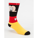 NEFF Disney Collection Look Out Mickey Mens Socks