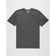 HURLEY Staple Triblend Mens T-Shirt