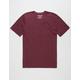 HURLEY Staple Triblend Mens T-Shirt