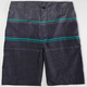 SUBCULTURE Dual Function Mens Hybrid Shorts