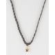FULL TILT Braided Star Choker