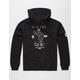 NEFF Disney Collection Mickey Paisley Mens Hoodie