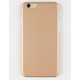 Matte Gold iPhone 6/6S Case