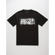 GRIZZLY Hot Box Logo Mens T-Shirt