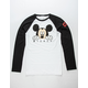 NEFF Disney Collection Look Out Mickey Boys Baseball Tee