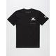NEFF Disney Collection Peek Mickey Mens Pocket Tee