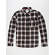 ELEMENT Medford Mens Flannel Shirt