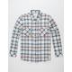 QUIKSILVER Fitzthrower Mens Flannel Shirt