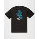 SANTA CRUZ Traditional Hand Mens T-Shirt