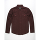 VALOR Northwest Mens Flannel Shirt