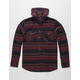 VALOR Cabo Nights Mens Hooded Flannel Shirt