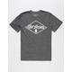 RIOT SOCIETY Logo Diamond Mens T-Shirt