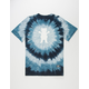 GRIZZLY Eclipse Tie Dye Mens T-Shirt