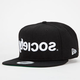 SOCIETY People's Choice New Era Mens Snapback Hat