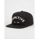 PRIMITIVE Standard Arch Mens Snapback Hat