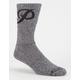 PRIMITIVE Classic P Mens Crew Socks