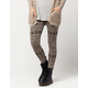 OTHERS FOLLOW Ethnic Knit Womens Leggings