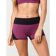 FULL TILT SPORT Color Block Womens Shorts
