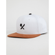 US VERSUS THEM Alamitos Mens Snapback Hat