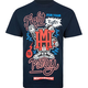 MIGHTY HEALTHY Party Mens T-Shirt