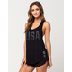 HURLEY Dri-FIT Team Racer USA Womens Tank