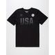 HURLEY Dri-FIT Team USA Mens T-Shirt