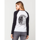 ELEMENT Rise And Shine Womens Raglan Tee