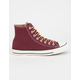 CONVERSE Chuck Taylor All Star Hi Peached Womens Shoes