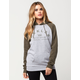 YOUNG & RECKLESS Build Dreams Womens Hoodie