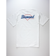 DIAMOND SUPPLY CO. Script 2 Mens T-Shirt