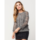 VOLCOM Just Knit It Womens Sweater