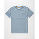 CAPTAIN FIN Sanders Mens Pocket Tee