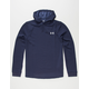 UNDER ARMOUR Waffle Mens Hoodie