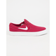 NIKE SB Zoom Stefan Janoski Slip-On Canvas Womens Shoes