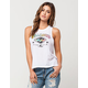BILLABONG Retro Logo Womens Muscle Tank