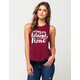 BILLABONG Island Time Womens Muscle Tank