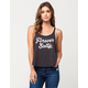 BILLABONG Forever Salty Womens Muscle Tank