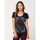 METAL MULISHA One Love Womens Tee