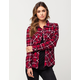 METAL MULISHA Genevieve Womens Flannel Shirt
