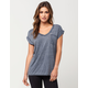 FOX Whirl Wind Womens Pocket Tee