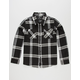 SHOUTHOUSE Huron Boys Flannel Shirt