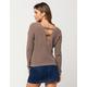 FULL TILT V-Back Womens Sweater