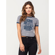RIOT SOCIETY Cali Bear Womens Tee