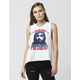 RIOT SOCIETY President Womens Muscle Tee