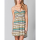 RVCA Social Rank Womens Dress