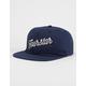 FOURSTAR Script Logo Mens Strapback Hat