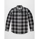 REBEL8 Bill Mens Flannel Shirt