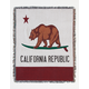 Cali Bear Tapestry Blanket