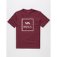 RVCA Speckle Boys T-Shirt