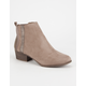 MADDEN GIRL Honorrr Womens Booties